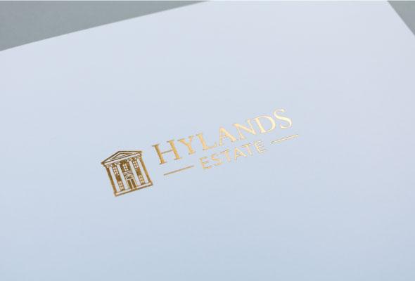 Hylands Chelmsford Branding