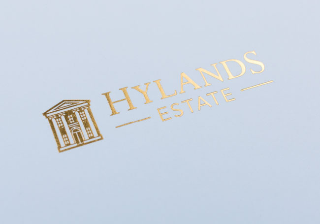 Branding Hylands Estate