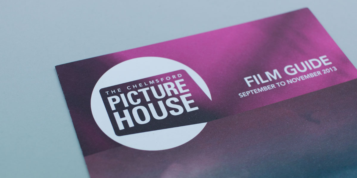 Chelmsford Picture House Logo Design