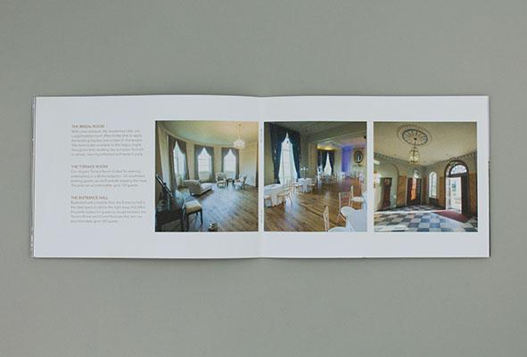 Brochure Design Hylands Estate