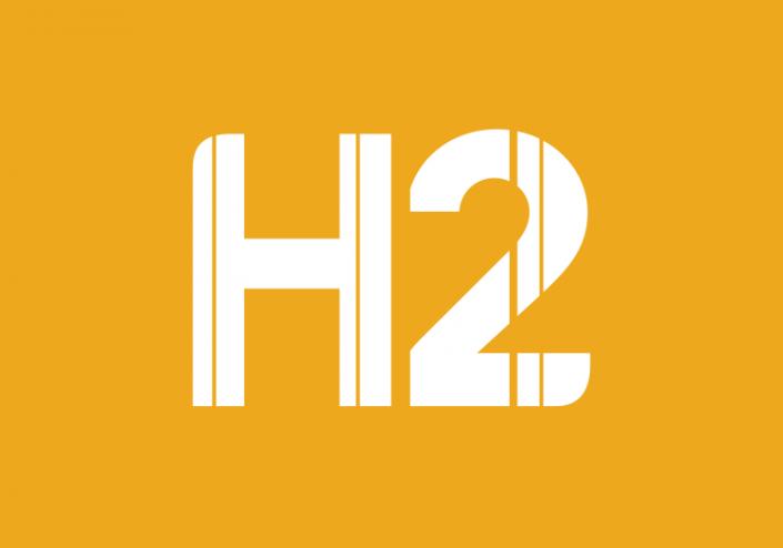 H2 London Branding