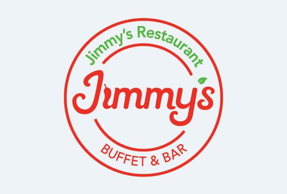 Restaurant branding Jimmy's