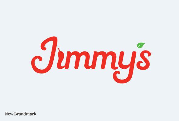 Restaurant logo Design Jimmy's